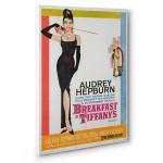 Audrey Hepburn Kanvas Tabloda Canlanıyor 2