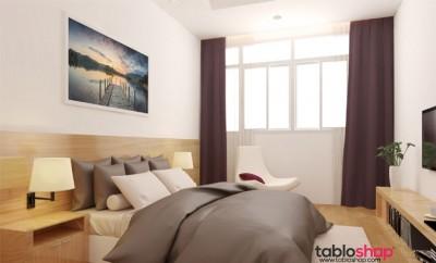 Oteller İçin Dekoratif ve Modern Tablolar 2