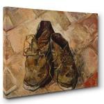 Vincent Van Gogh Reprodüksiyon Kanvas Tabloları 6