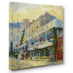 Vincent Van Gogh Reprodüksiyon Kanvas Tabloları 8