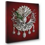 Osmanlı Dekoratif Kanvas Tabloları 5