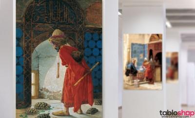 Osmanlı Dekoratif Kanvas Tabloları 2