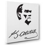 Mustafa Kemal Atatürk tabloları 2