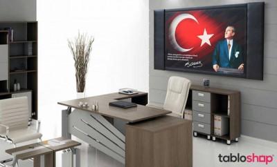 Makam Odası ve Atatürk Tabloları 1