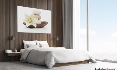 Yatak Odanıza Ahenk Katacak 21 Tablo Modeli 22