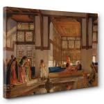 Osmanlı Dekoratif Kanvas Tabloları 6