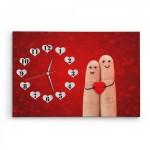 Sevgililer Günü Özel Tablo ve Saatler 6
