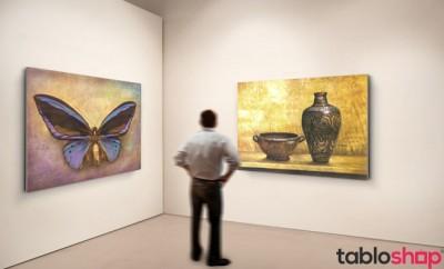 Dikdörtgen Dekoratif Tablo Galerisi 39