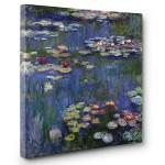 Ünlü Ressamların Çiçek Tabloları 4